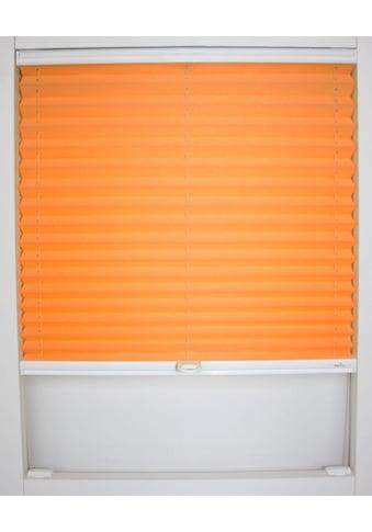 sunlines Dachfensterplissee nach Mass »Medoc«, Lichtschutz, Perlreflex-beschichtet, mit Bohren, verspannt kaufen