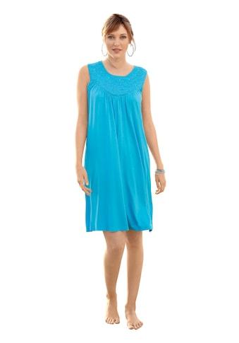 Comodo Sommerkleid mit Glitzersteinchen - Deko kaufen