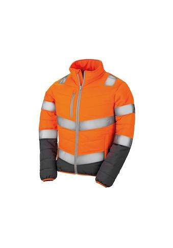 Result Funktionsjacke »Safeguard Damen Warnjacke, leicht gepolstert« kaufen