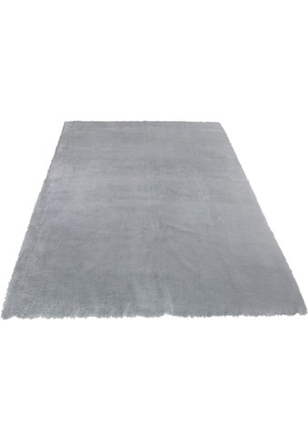 Andiamo Fellteppich »Lamm Fellimitat«, rechteckig, 20 mm Höhe, Kunstfell, besonders weich durch Microfaser, Wohnzimmer kaufen