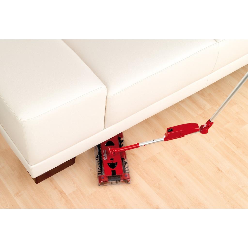 CLEANmaxx Akkubesen »Sweeper G2«, rot