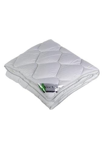 Kyburz Einziehdecke »Aloe Vera«, Füllung 100% Polyester - Hochbausch, Bezug Microfaser - 100% Polyester, (1 St.) kaufen