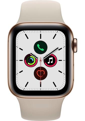 Apple Smartwatch »Apple Watch Series 5 GPS + Cellular«,  kaufen
