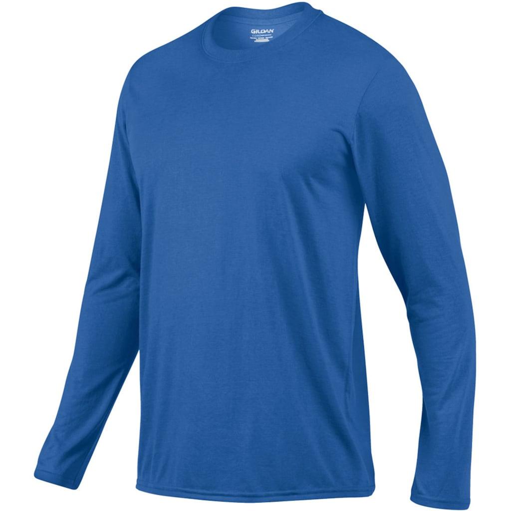 Gildan Sporttop »Unisex Sport Longsleeve-T-Shirt / Langarmshirt«