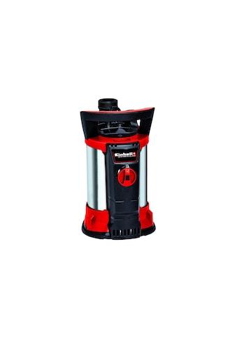 Einhell Wasserpumpe »GE-SP 4390 N-A LL ECO Power«, Gehäuse aus schlagfestem Kunststoff mit Edelstahl-Aussenhaut kaufen