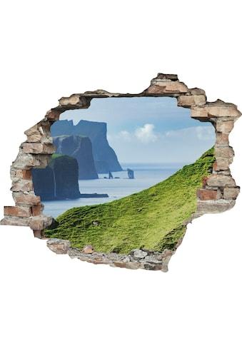 queence Wandtattoo »Fjord« kaufen