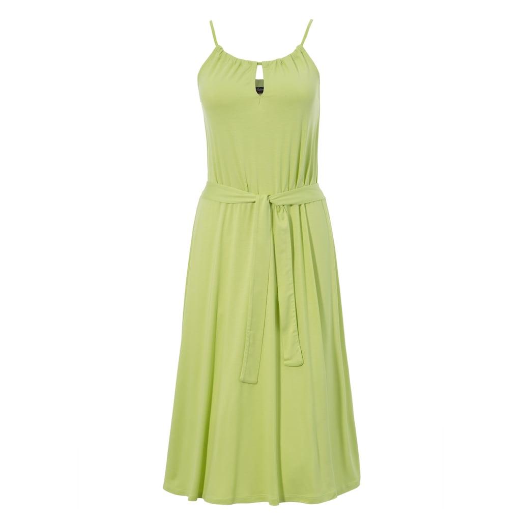 Aniston CASUAL Sommerkleid, mit Spaghetti-Trägern - NEUE KOLLEKTION