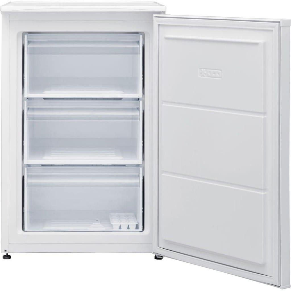 BAUKNECHT Kühlschrank »K55 ZM 112 W«