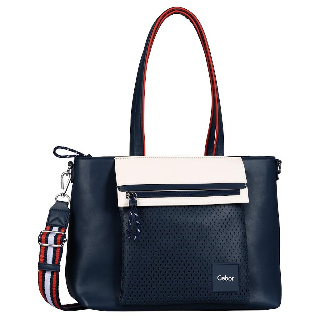 Gabor Shopper »Lillie«, in maritimen Farben