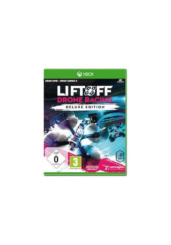 Astragon Spiel »LiftOff: Drone Racing Deluxe Edition«, PlayStation 4, Special Edition kaufen