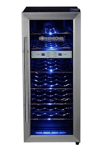 Weinkühlschrank, Sonnenkönig, »Cava 21 Dual« kaufen