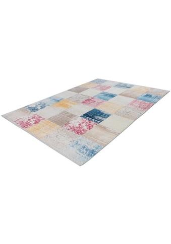 Arte Espina Teppich »Antigua 600«, rechteckig, 8 mm Höhe, Besonders weich durch Microfaser, Wohnzimmer kaufen