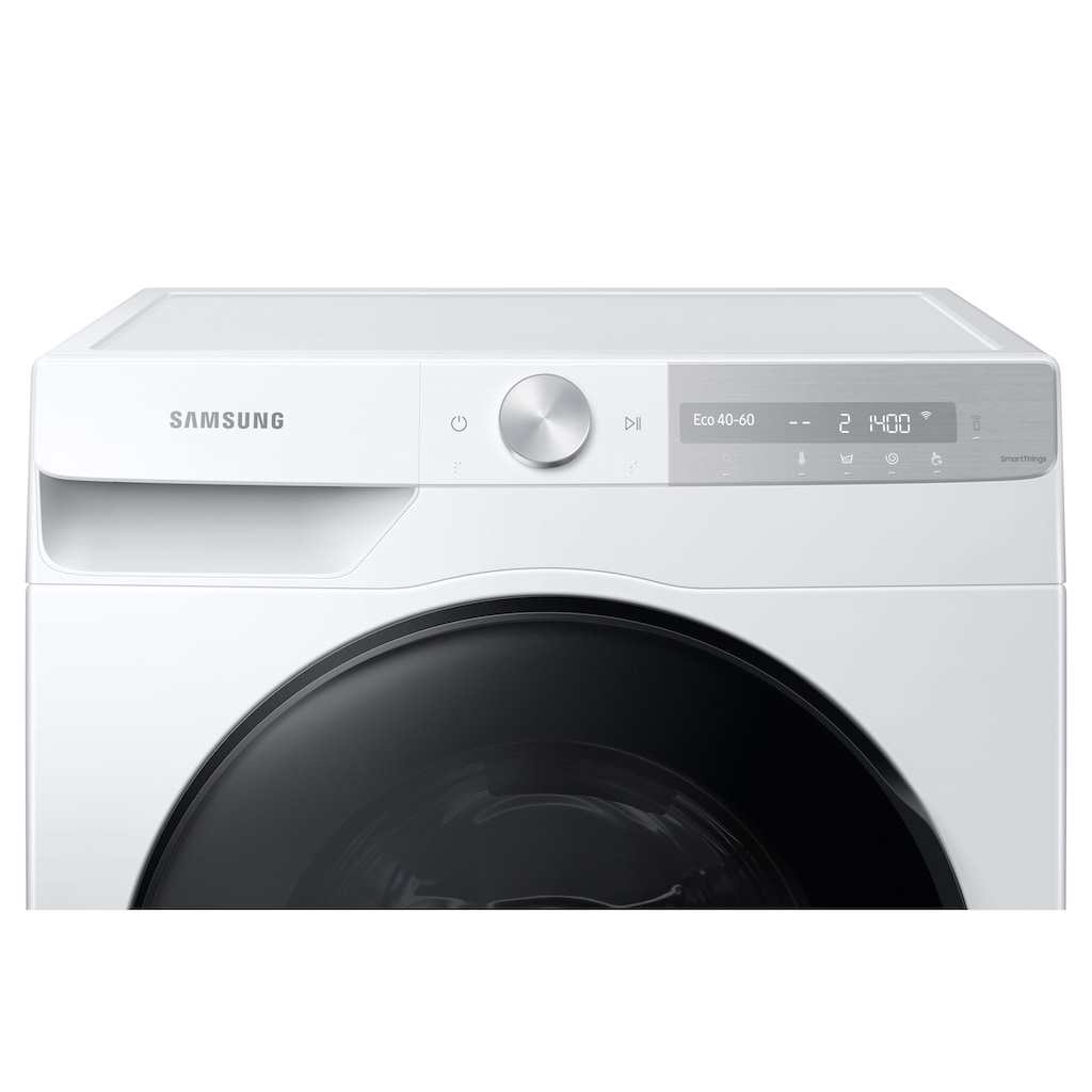 Samsung Waschtrockner »WD7000«, Tint Door