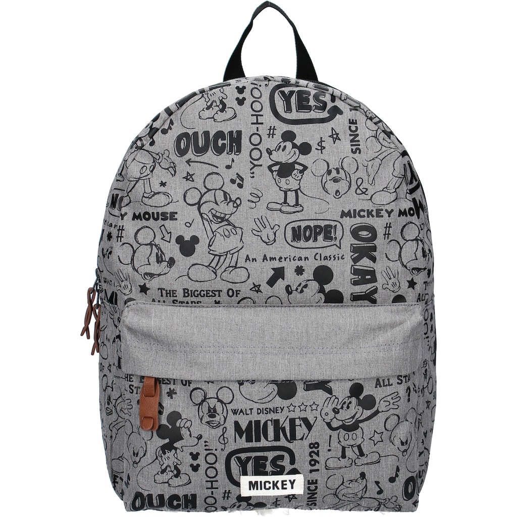 Vadobag Kinderrucksack »Mickey Mouse Repeat After me, Classic«