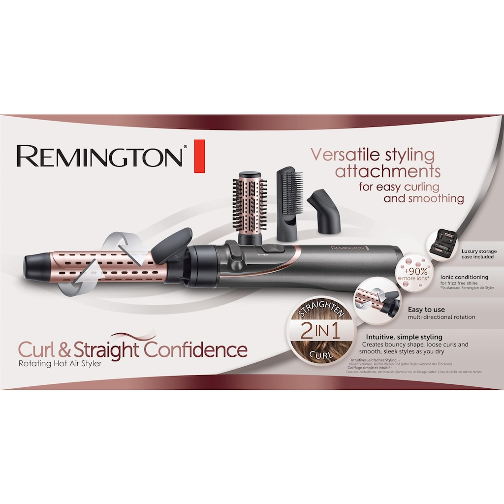 Remington Warmluftbürste »Warmluftbürste AS8606«