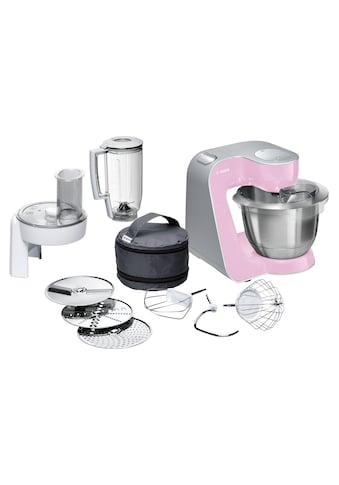 BOSCH Küchenmaschine »Bosch Küchenmaschine MUM58K20«, 1000 W, 3,9 l Schüssel kaufen