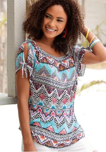 s.Oliver Beachwear Rundhalsshirt kaufen