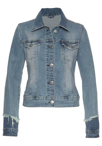 Herrlicher Jeansjacke »JOPLIN«, im Used-Look kaufen