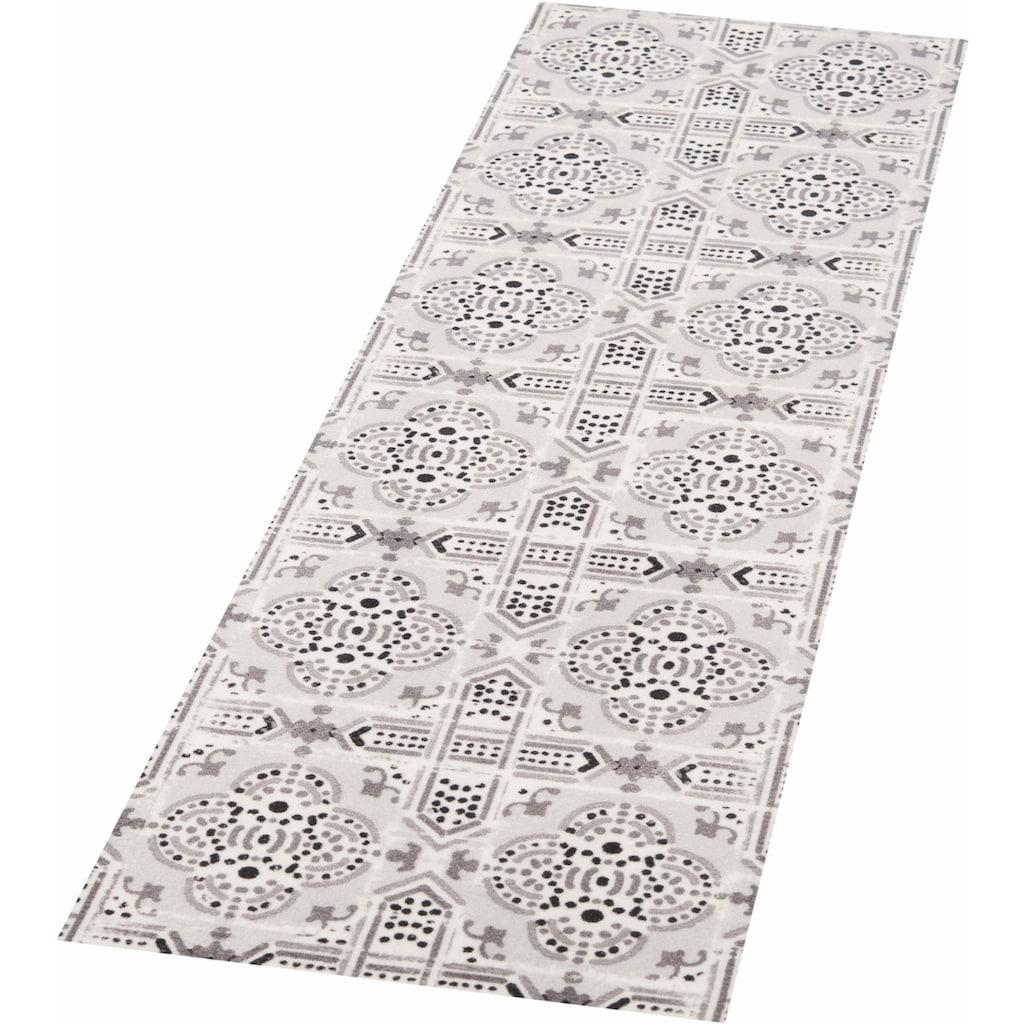 Zala Living Läufer »Tile«, rechteckig, 5 mm Höhe, waschbar, In- und Outdoor geeignet