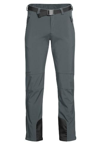 Maier Sports Funktionshose »Tech Pants M«, Warme Softshellhose, winddicht, elastisch kaufen