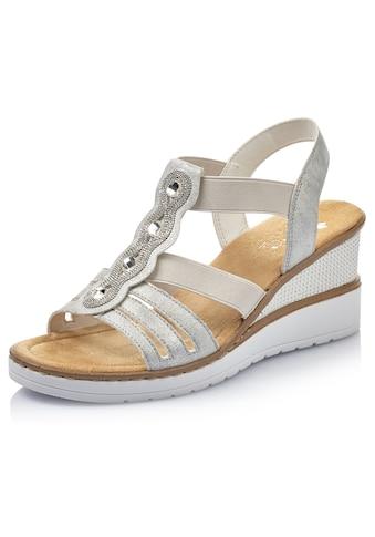 Rieker Sandalette, mit Zierperlen besetzt kaufen