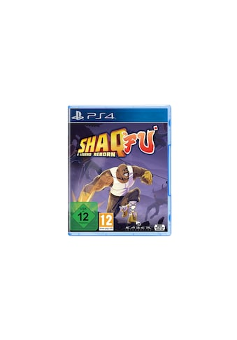 Spiel »Shaq Fu - A Legend Reborn«, PlayStation 4, Standard Edition kaufen