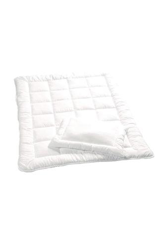 Odenwälder Kinderbettdecke »Duvet Microfaser Bettenset 2 tl.«, normal, (2 St.) kaufen