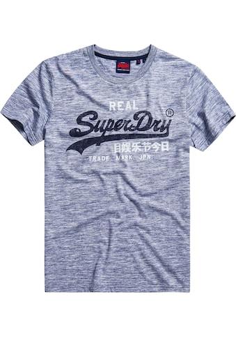 Superdry T - Shirt »VL PREMIUM GOODS TEE« kaufen