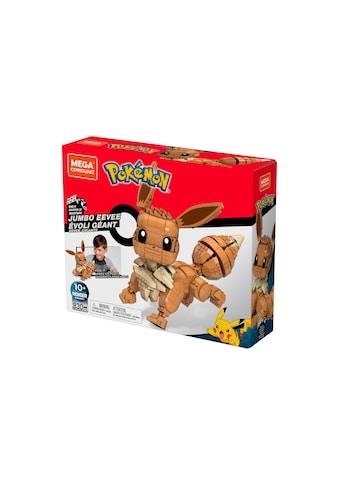 MCM Spiel »Construx Bausteinmodell Pokémon Jumbo Evoli« kaufen
