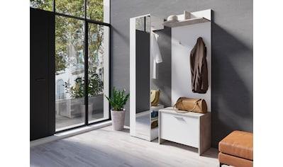 Homexperts Garderoben-Set »Benno«, (Spar-Set, 3 St.) kaufen