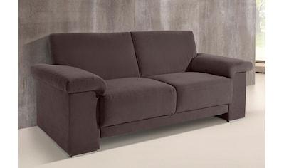 DOMO collection 2-Sitzer »Arizona«, mit Federkern kaufen