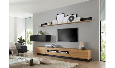 Places of Style Wohnwand »Cayman«, (Set, 6 tlg.), im modernen Design kaufen