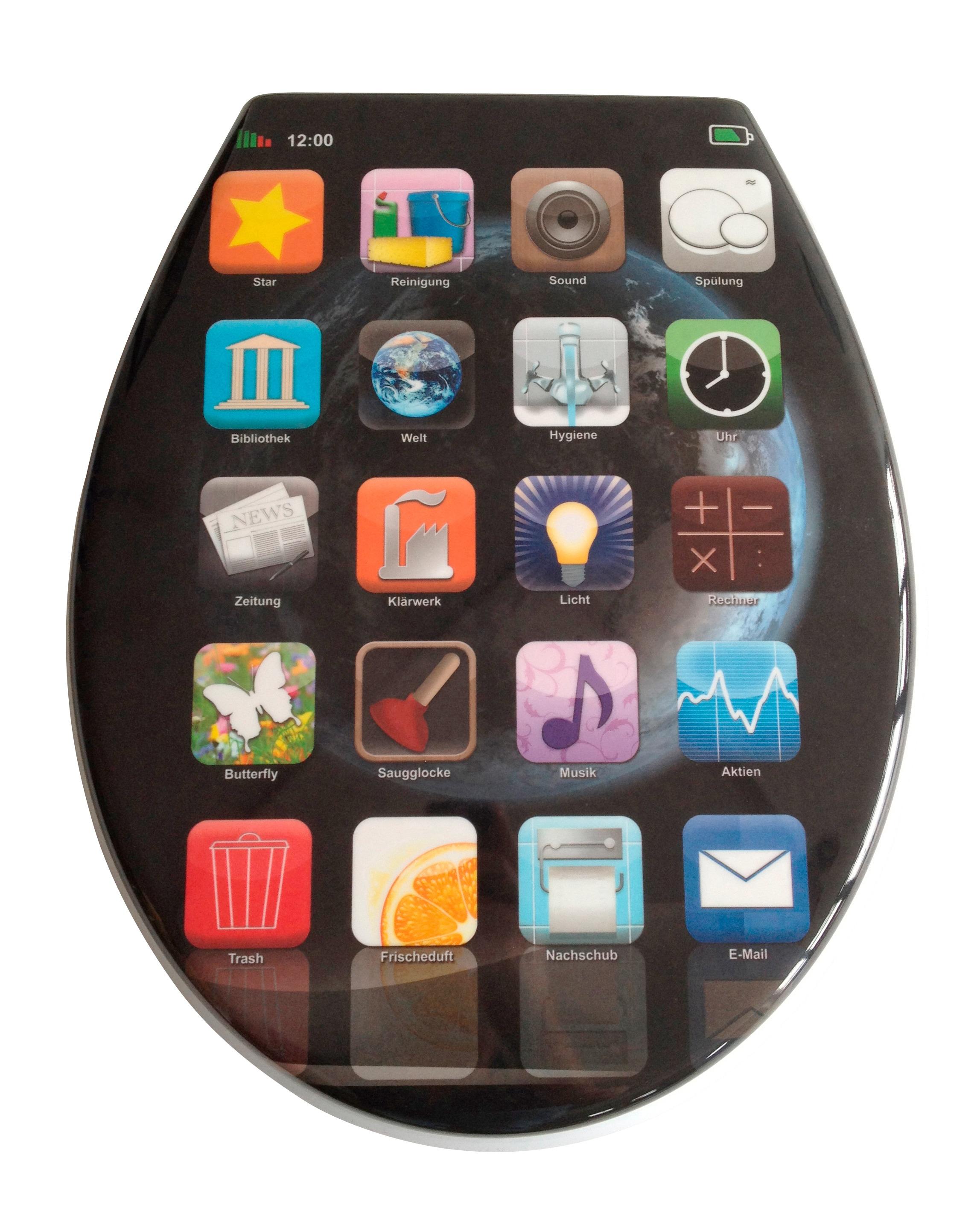 Image of ADOB WC-Sitz »Apps«