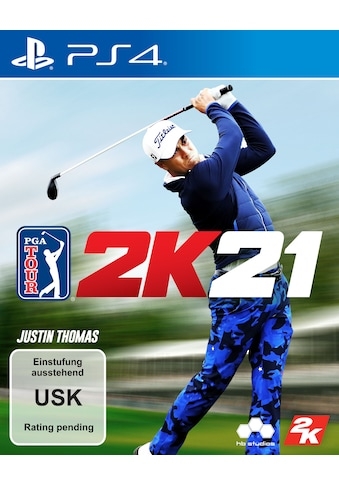 2K Spiel »PGA TOUR 2K21«, PlayStation 4 kaufen