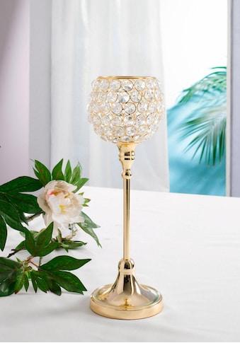 Home affaire Kerzenständer »Kristall« kaufen