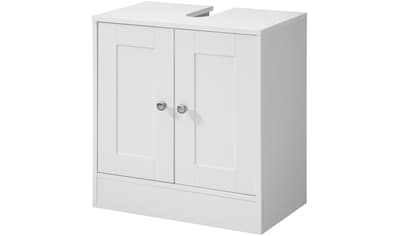 WELLTIME Waschbeckenunterschrank »Utrecht«, Breite 60 cm kaufen