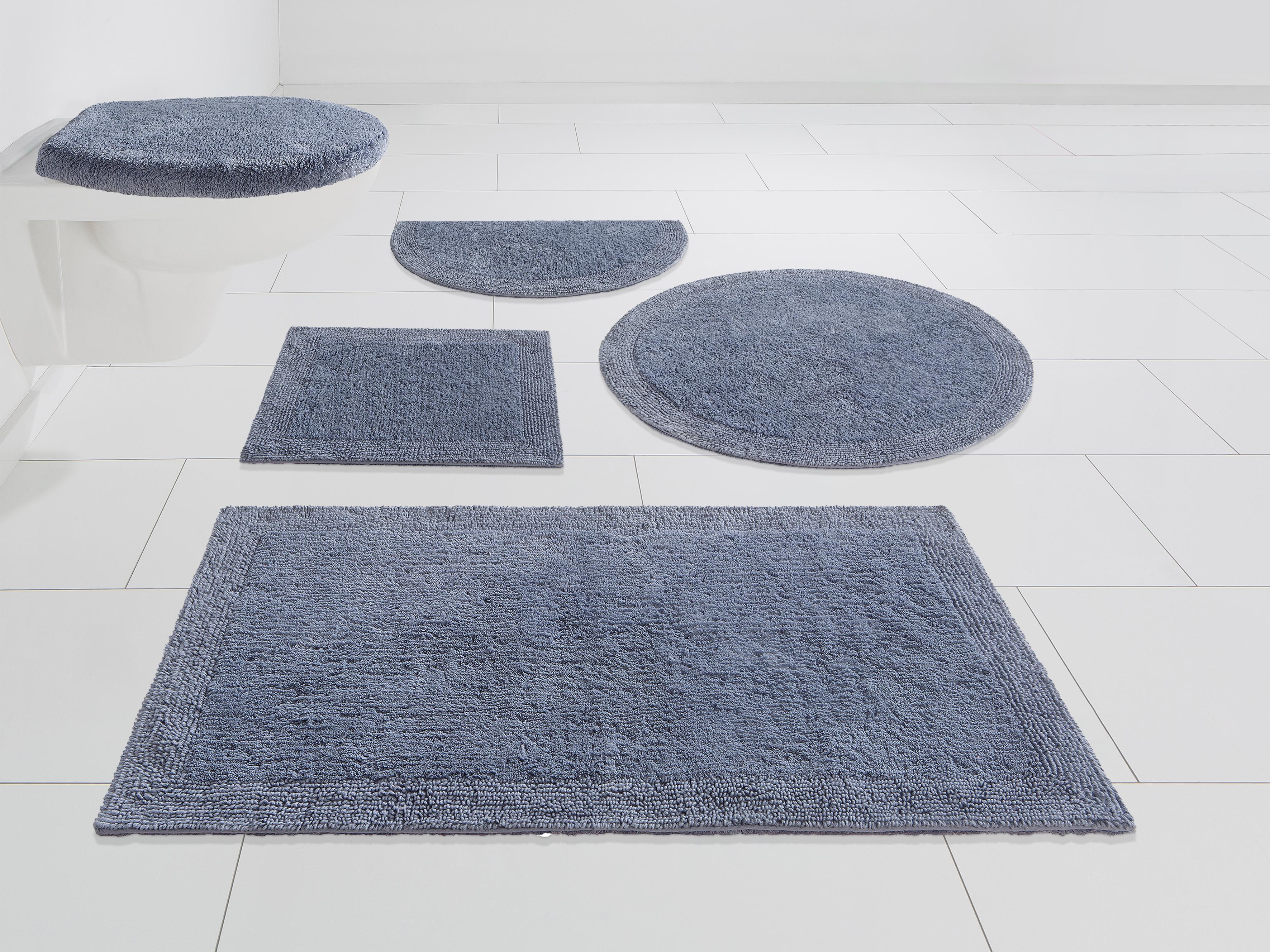 Image of Badematte »Kapra«, Home affaire, Höhe 10 mm, beidseitig nutzbar