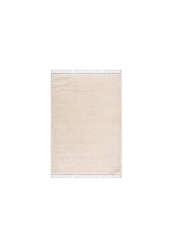 Teppich »Pulpy cream«, quadratisch, - mm Höhe kaufen