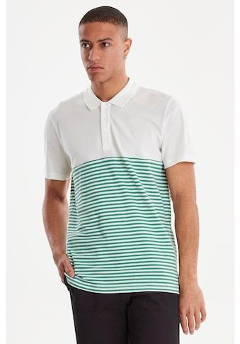 Casual Friday Poloshirt »CFTanner mit Streifen« kaufen