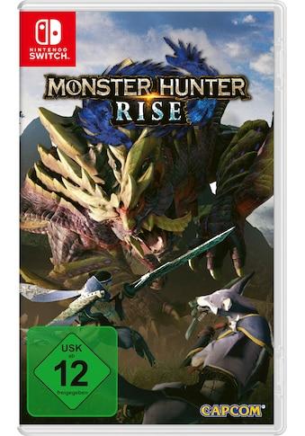 Nintendo Switch Spiel »Monster Hunter Rise«, Nintendo Switch kaufen