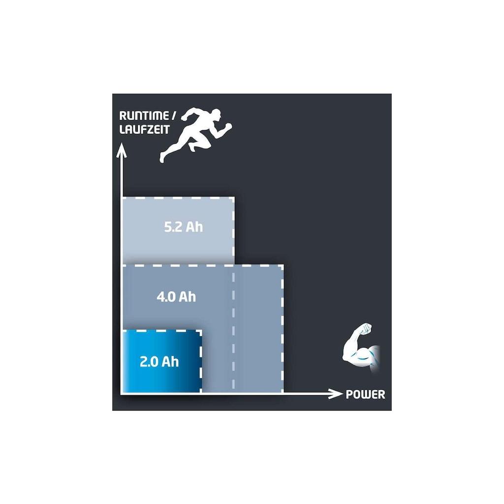 Einhell Akku »Power-X-CHANGE 18V 4.0Ah«, 4000 mAh, 18,0 V