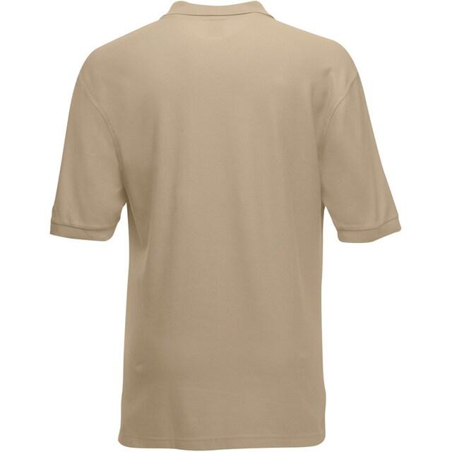 Fruit of the Loom Poloshirt »Premium Herren Polo-Shirt, Kurzarm«