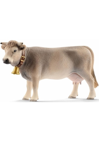 Schleich® Spielfigur »Farm World, Braunvieh Kuh (13874)« kaufen