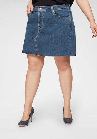 Levi's® Plus Jeansrock »Plus Size Deconstructed Skirt« kaufen