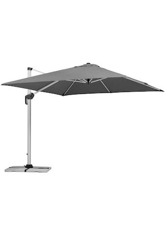 Schneider Schirme Ampelschirm »Monaco«, Inkl. Schutzhülle mit Schirmständer, ohne Wegeplatten kaufen