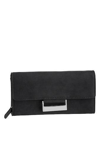GERRY WEBER Bags Geldbörse »be different purse lh9f«, im zeitlosen Desing mit silberfarbenen Details kaufen