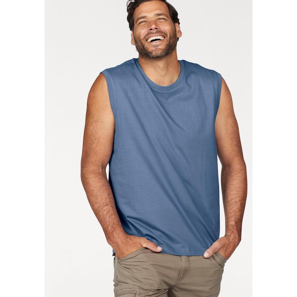 Man's World Muscleshirt, aus reiner Baumwolle