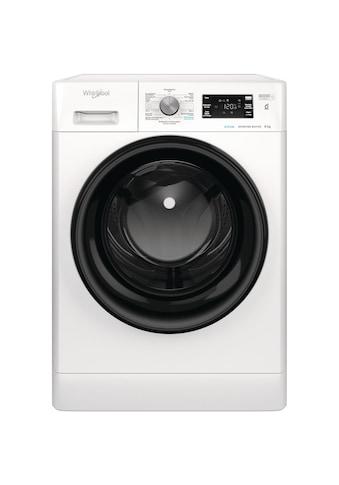 Whirlpool Waschmaschine, FFB 8448 BEV CH, 8 kg, 1400 U/min kaufen