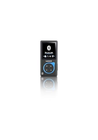 Lenco MP3-Player »Xemio-767BT Blau« kaufen