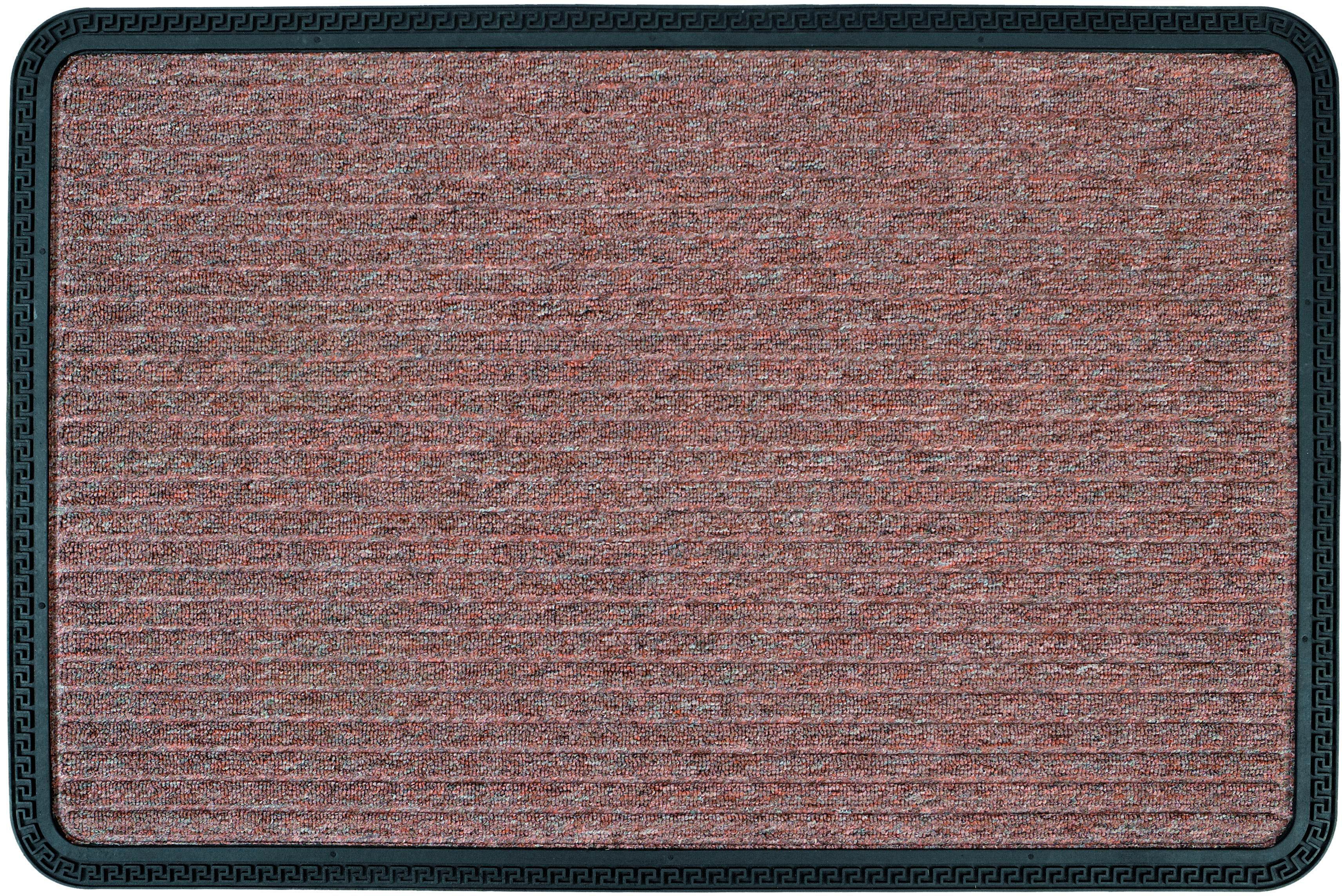 Image of Fussmatte, »Border Star 1«, ASTRA, rechteckig, Höhe 8 mm, gepresst